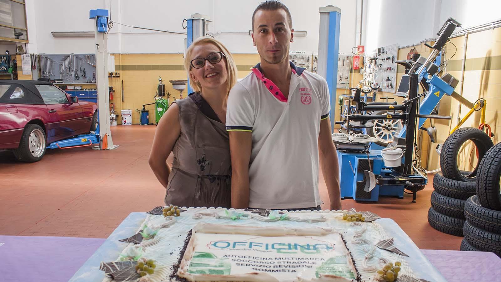 Nahema e Massimo