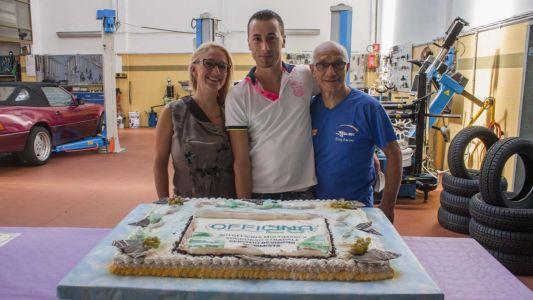 Nehema, Massimo e Gigi